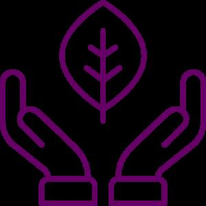 icône nettoyage de bureaux et commerces éco-responsable