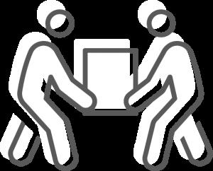 icône pour le service de factotum